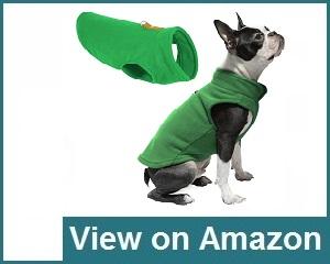 Gooby Fleece Coat Review