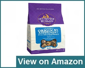 Old Mother Hubbard Treat Review