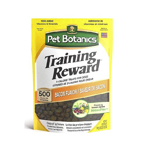 Pet Botanics Dog Training Treat Review