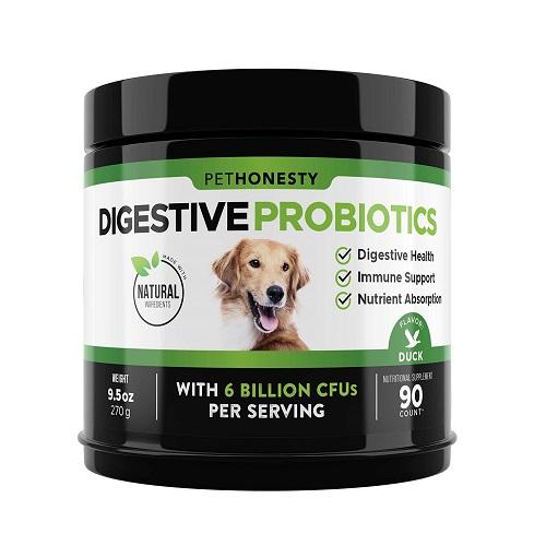 PetHonesty Dog Probiotic Review