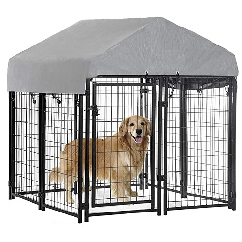 Why Do Pet Parents Use Crates for Dogs