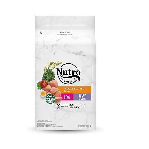 Nutro Senior Dog Food Review