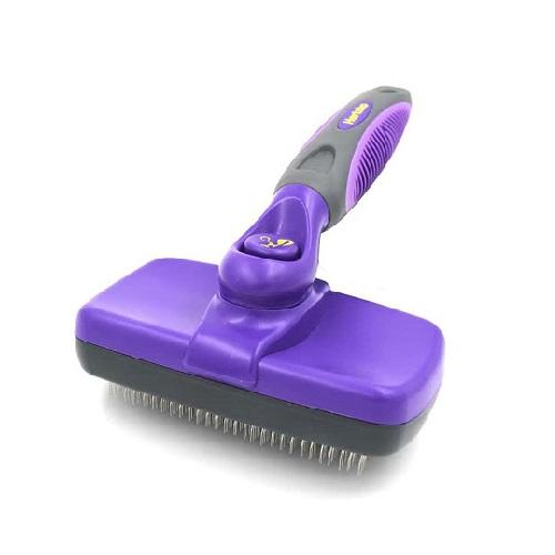 Hertzko Self Cleaning Sticker Brush Review